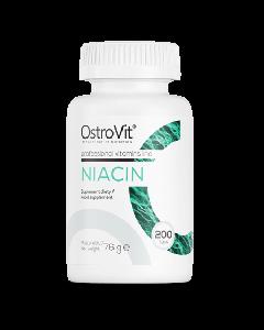 OstroVit Niacin 200 tablečių