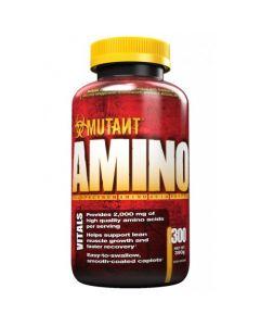 Mutant Amino, 300 kapsulių