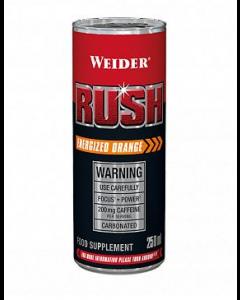 Weider Rush Drink gėrimas 24 x 250ml