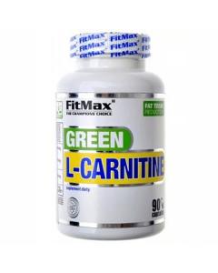 FitMax Green L-Carnitine 90 kapsulių