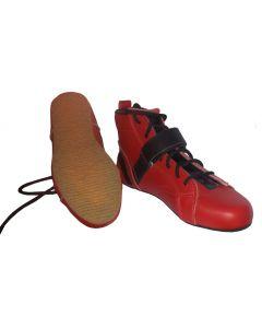 Batai, raudoni