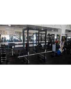 GYM MIRRORS AND MIRROR WALL