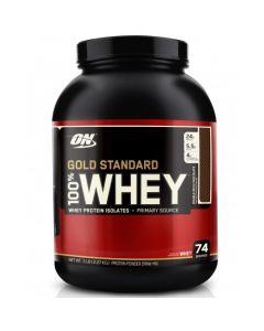 100% Whey Gold Standard 2,27 kg US version papildai